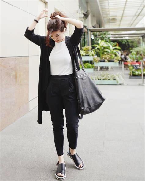 Celana Punny White 10 gaya celana bahan ini bisa jadi inspirasimu untuk ke kantor gayauptodate