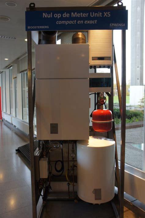 prefab in units ventilatiewarmtepomp in prefab unit installatie nl