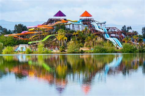 8 great water parks in california neighborhoods