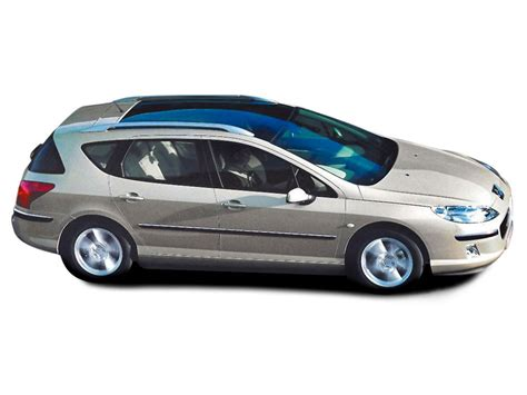 peugeot one peugeot 407 sw 1 6 hdi 110 photos and comments www