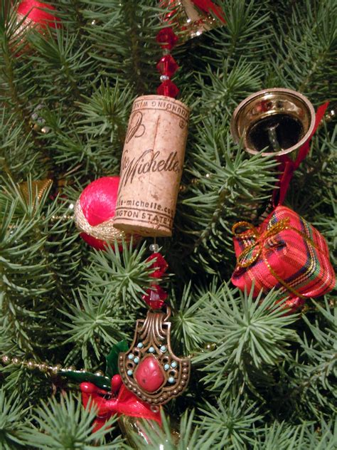 it s a dog s life wine cork ornaments a how to