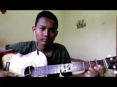 tutorial gitar lagu bukti tutorial cara petikan gitar lagu gaby tinggal kenangan