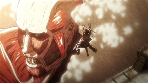 attack on tian attack on titan the might be coming by