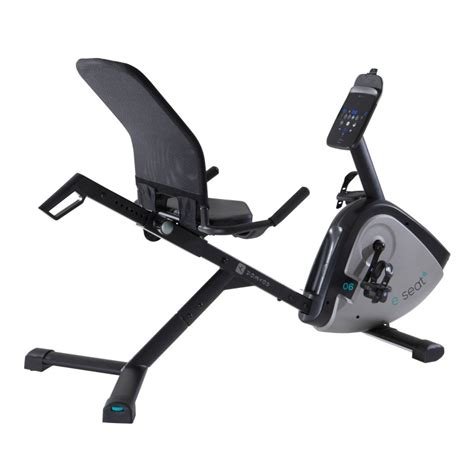 Chair Bicycle Exercise Machine by E Seat Exercise Bike Decathlon