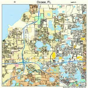 ocoee florida map 1251075