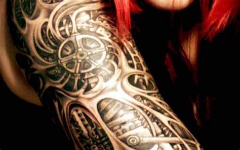 biomechanical tattoo artists in pennsylvania biomechanical tattoo sleeve amazing biomechanical