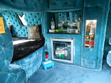 Home Interior Denim Days 12 Far Out Van Interiors From The 70s That Will Make You