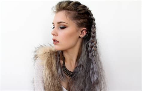 viking hairstyles female 39 viking hairstyles for men and women hairstylo