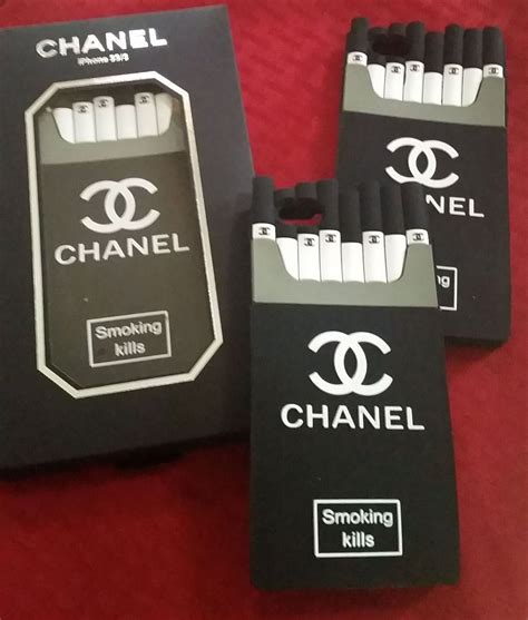 fundas para iphone 4 funda cigarrera chanel iphone 4 iphone 5 iphone 6 y plus