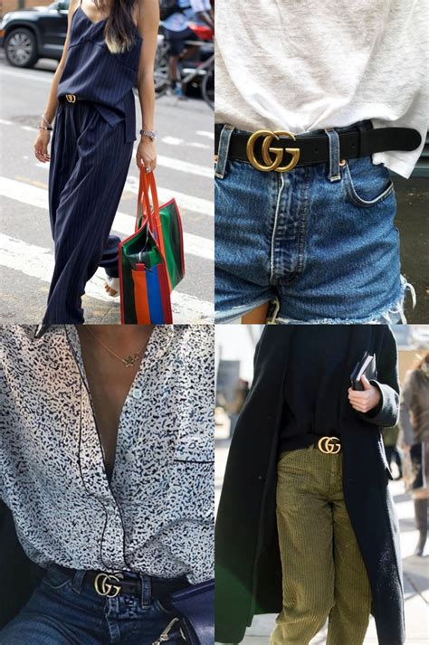 Designer Of The Moment Gucci by The Gucci Gg Belt Inez Daily