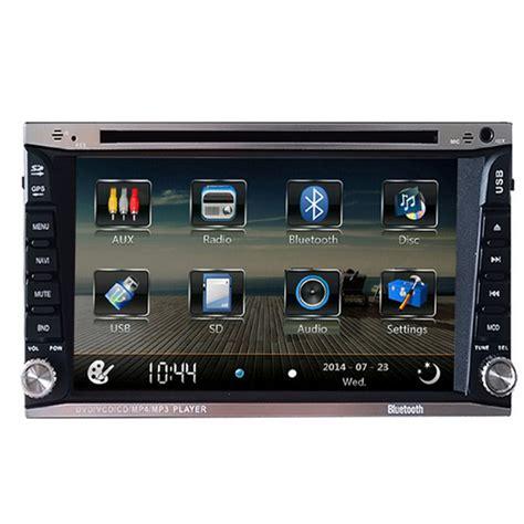 car dvd gps navigation two 2 din car stereo radio car gps