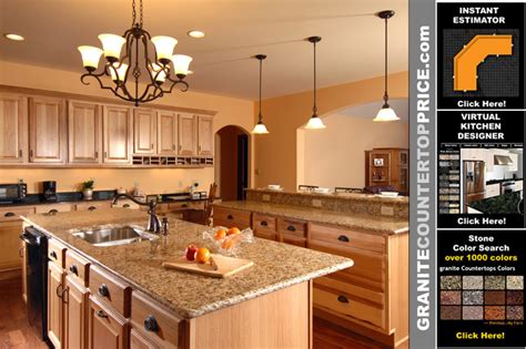 countertops for light oak cabinets light oak cabinets with granite countertops