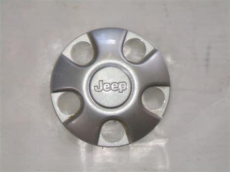 jeep wheel center caps jeep wrangler 02 06 15 quot wheel center cap 9012 p n