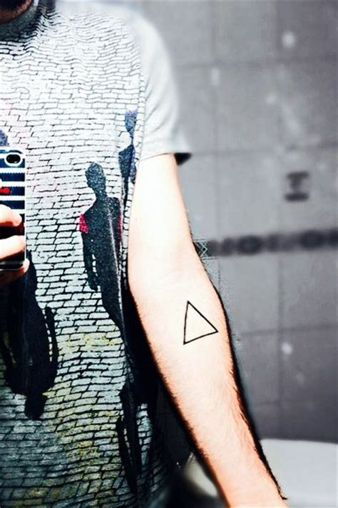 tattoo meaning change my triangle tattoo meaning change and fire tattoos