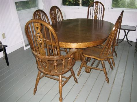 Oak Dining Room Table Chairs oak dining room table chairs dining room tables guides