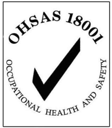Manajemen Keselamatan Operasi ohsas 18001 sistem manajemen keselamatan dan kesehatan