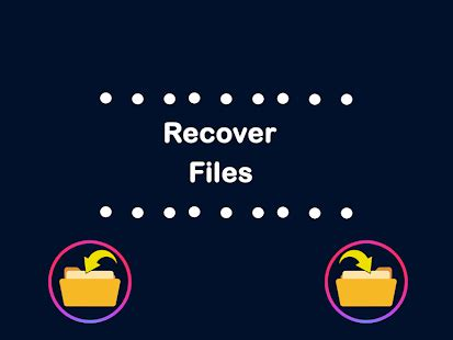 Play Store Restore Restore All Deleted Files App Report On Mobile
