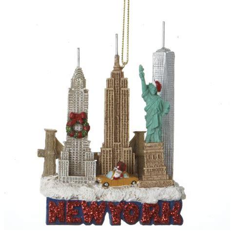 radio city rockettes 75th anniversary ornament kurt adler city travel new york city ornament 3 25 inch lemydaby