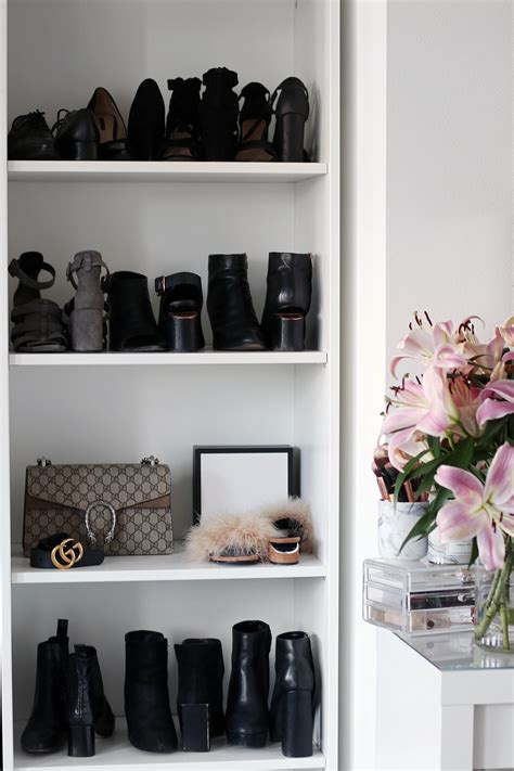 Closet Collection by Shoe Collection Shoe Closet Tour Like