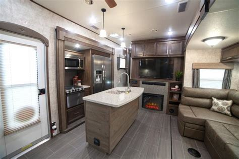 2017 Open Range 376fbh Front Living Room Or 2nd Bedroom Front Living Room Fifth Wheel