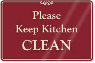 keep kitchen clean kitchen clean up quotes quotesgram