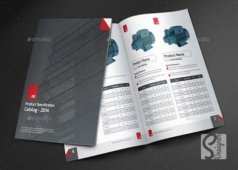 15 latest catalogue brochure templates