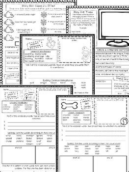 Journeys Unit 1 (Fourth Grade): Skill Practice Sheets | TpT