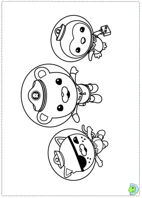 coloring pages for octonauts octonauts coloring pages bestofcoloring com
