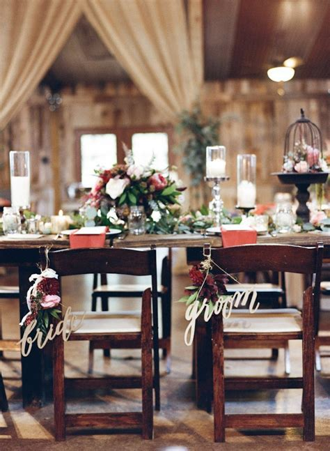 rustic elegant home decor elegant texas wedding with beautiful rustic decor modwedding