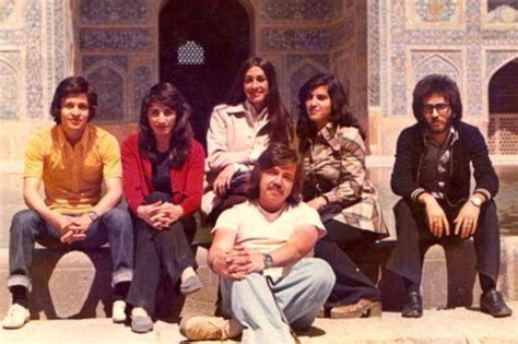 Iran BEFORE 1979 Revolution: Photos reveal bikinis, beer and beauties   Daily Star