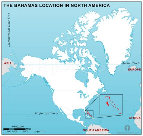 map of usa and bahamas the bahamas location map in america the bahamas