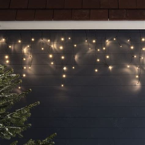 buy 300 warm white led icicle lights for indoor outdoor