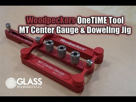 Woodpeckers Mt Doweling Jig Retired Onetime Tool How