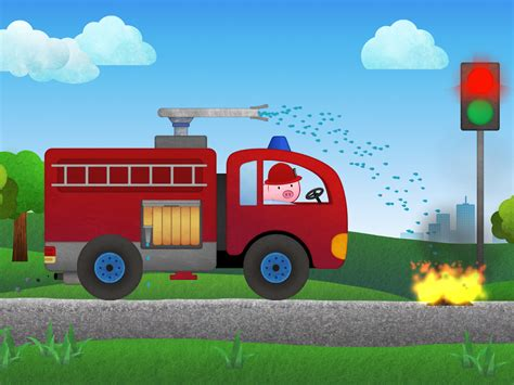 trucks kid vroom cars trucks for android apps on play