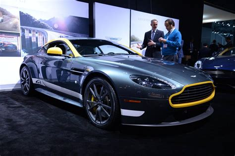 Aston Martin New York by New York 2014 Aston Martin V8 Vantage Gt And Db9 Carbon