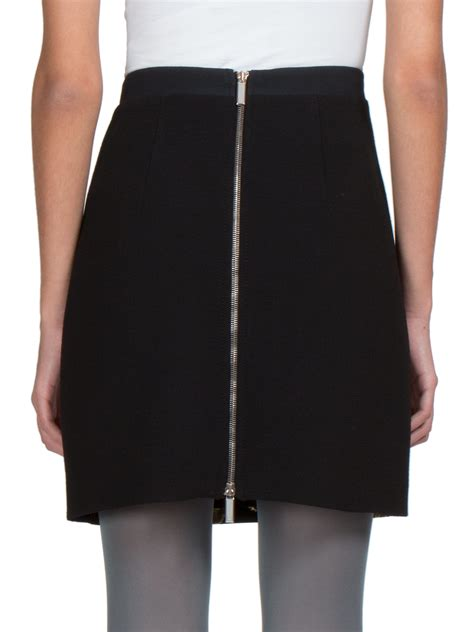 Brocade Skirt emanuel ungaro floral brocade skirt in black lyst