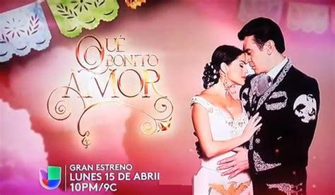 cadenas de amor telenovela 168 qu 233 bonito amor 168 161 estrena el 15 de abril por la cadena