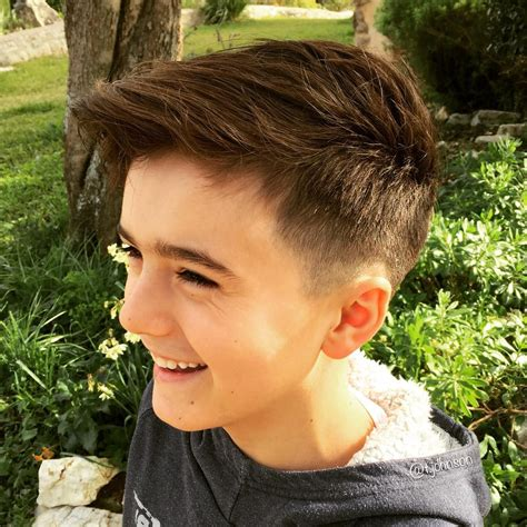 boys haircut styles for youth 25 cool haircuts for boys 2017