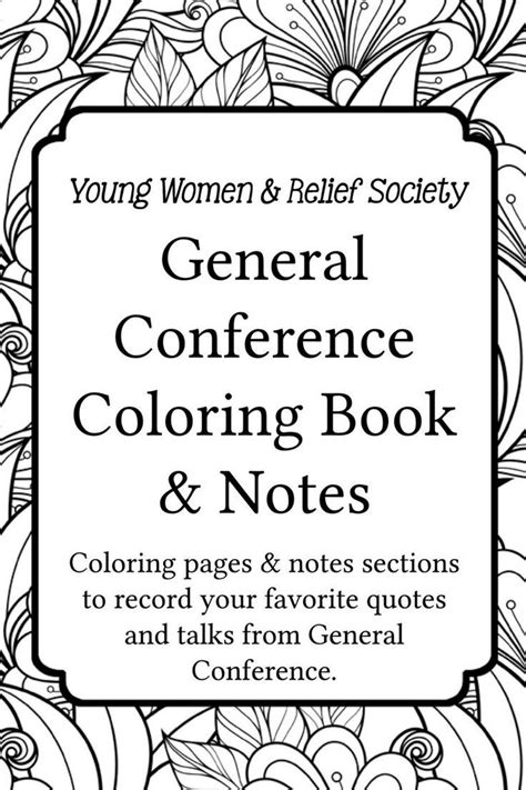 conference coloring pages lds 17 best images about lds on pinterest family
