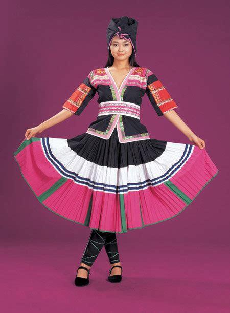 Topi Yao Ming pakaian orang etnik yao