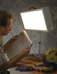 light therapy for anxiety bright light therapy for regularizing and reducing