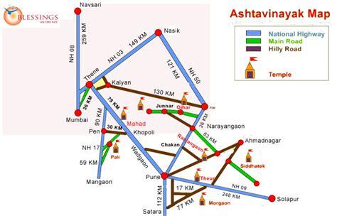 road map from mapusa to pandharpur photo gallery moreshwar temple ashtavinayaka temples