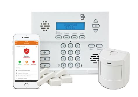interactive home security system offer crime prevention