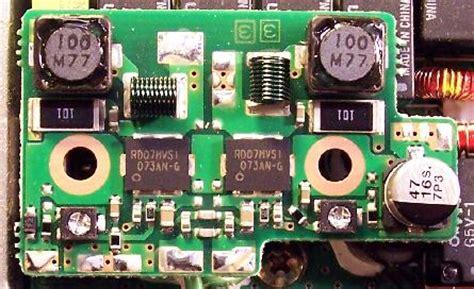 Rd07mvs1 Yaesu Ft 857 Rf Transistor Repair