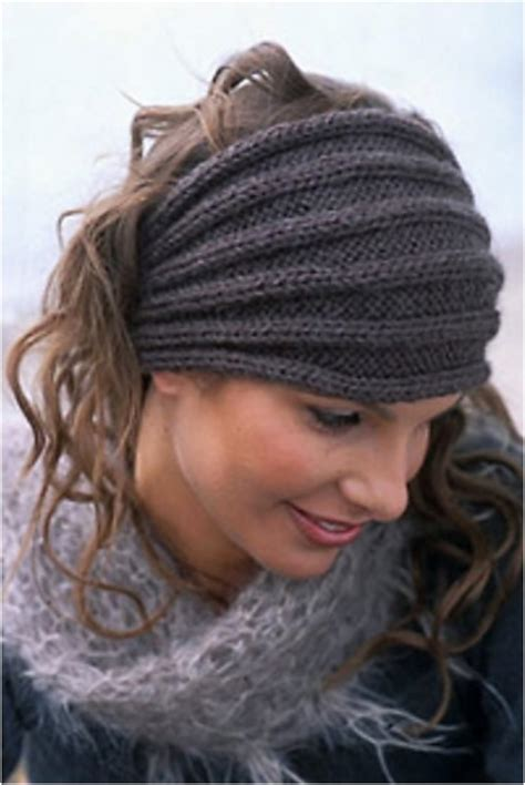 free knitting patterns for headbands top 10 warm diy headbands free crochet and knitting