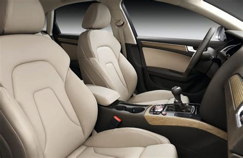 2013 Audi A4 Interior by 2013 Audi A4 Interior Front Seats Egmcartech