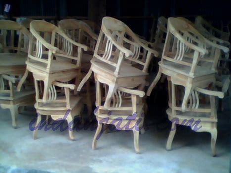 Kursi Betawi Mentah indah jati mebel mentahan mebel pengrajin indah jati furniture jepara memberikan anda