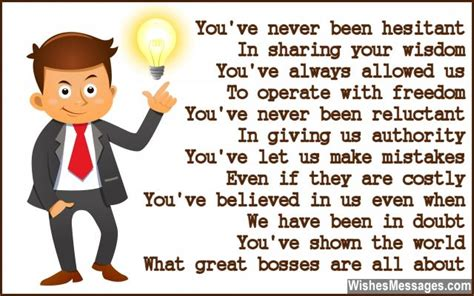 Thank You Letter To Wonderful Boss Thank You Boss Quotes Quotesgram