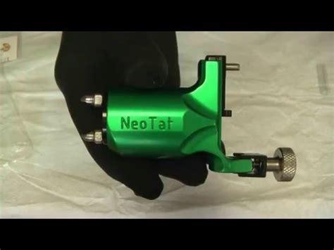 tattoo machine vivace neotat vivace rotary tattoo machine service youtube