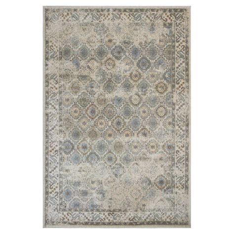 7 ft rugs kas rugs festive ivory 7 ft 7 in x 10 ft 10 in area rug zar751677x1010 the home depot